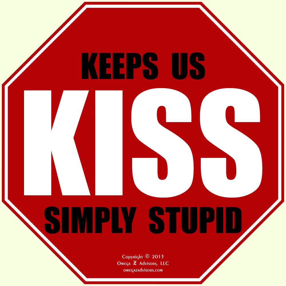the kiss principle applied to software How you can apply kiss principle when implementing sharepoint  kiss  principle has been around in software design since 1960's and.