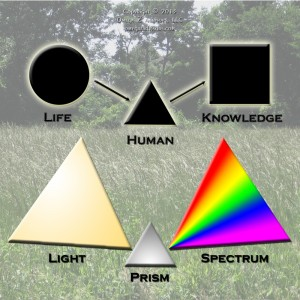 Humans as Prisms