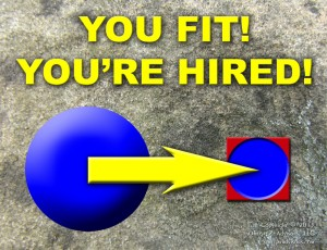 You Fit, You're Hired