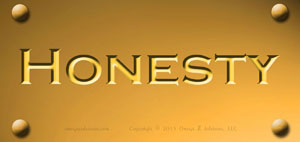 Promoting honesty in the workplace is a responsibility of leadership.
