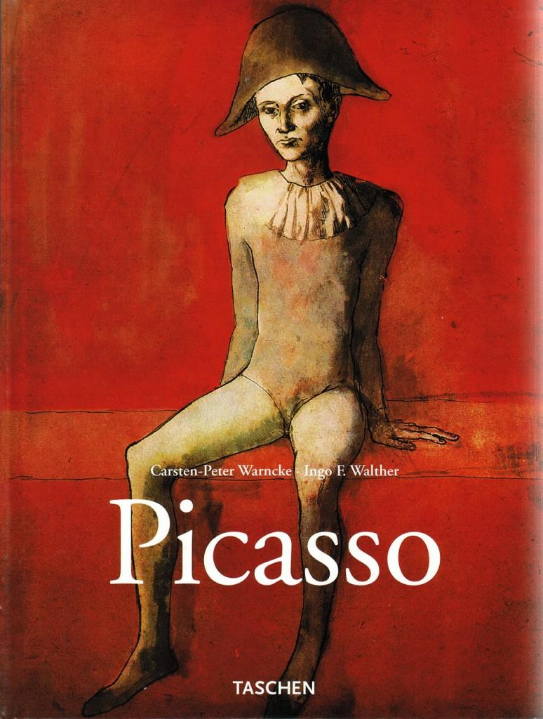 Picasso 1881 - 1973 Carsten-Peter Warncke & Ingo F. Walther Taschen (Germany 2002)