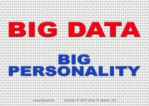 Big Data Big Personality