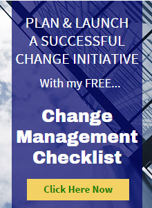 Click here for my free change management checklist