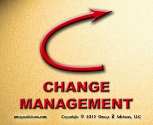 "When we answer the question, ""What is change management?"" there are two parts to the answer."