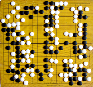 Artificial intelligence's tackling of the ancient strategic game of Go gives valuable decision making tips for humans.