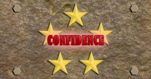 Confidence is a mental state. Therefore, faking confidence at work is very possible and productive.
