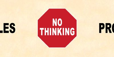 How To Get Someone To Stop Thinking - 2 Ingredients