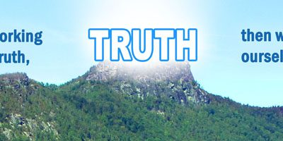 Preventing lies over truth requires work