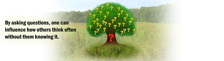 Influencing Others By Asking Questions