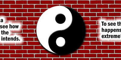 The importance of yin yang in business decision making processes