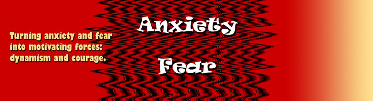 Fighting Anxiety And Fear At Work
