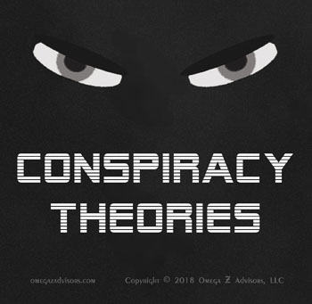 Coworkers believing conspiracy theories have certain personality traits.