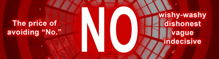 Four Learning To Say No At Work Strategies