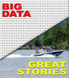 When it's big data versus great stories, great stories win.