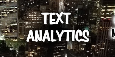 Future Of Text Analytics At Work