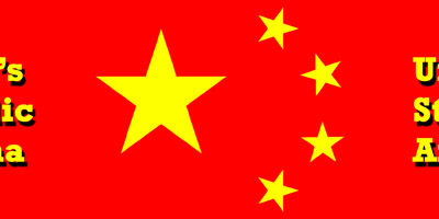 The importance of China in the world is rising and beginning to show its influence at work.